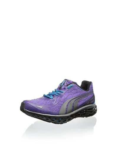 PUMA Men's Bioweb Elite Metallic Running Shoe