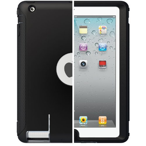 IPAD2+ケース+スタンド+カバーOtterBox+Defender+iPad2+Case+Black++OtterBOX+iPad2用+Defender+ケース+(ブラック)