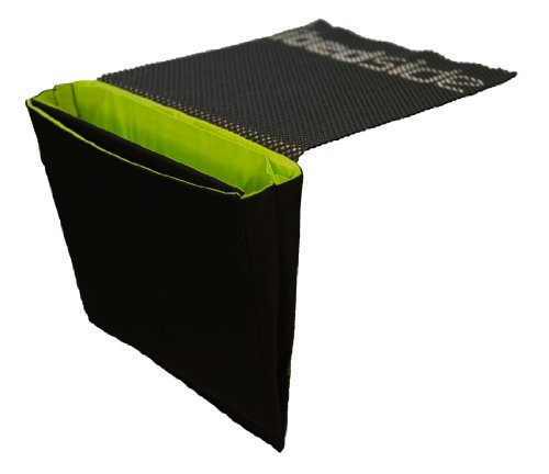 Purchase iBedside: Tidy Bedside Caddy charge and store gadgets while you rest (Black & Green)