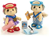 Sylvanian Families Sylvanian Games Swimming Set