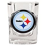 Pittsburgh Steelers Square Shot Glass - 2 oz.