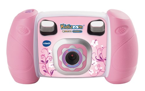 VTech Kidizoom Camera Connect, Pink (Frustration Free Packaging)