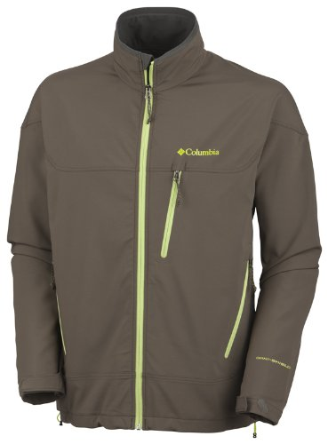 Columbia Men's Waypoint Omni-Shield Softshell - Major, Medium