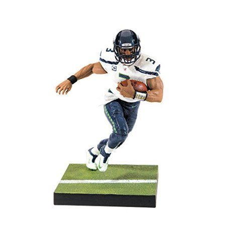 McFarlane Toys NFL Series 35 Russell Wilson Action Figure (Nfl 35 Russell Wilson compare prices)