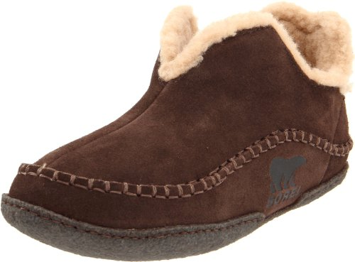 Sorel Men's Manawan NM1466 Slipper,NM1466,Bark,11 M
