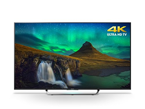 Sony XBR65X850C 65-Inch 4K Ultra HD 120Hz 3D Smart LED TV