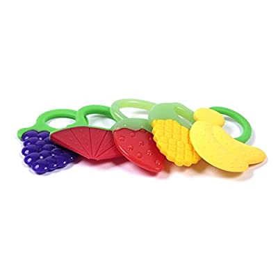 Mammas Club Baby Fruit Teether Toys, 5 Pack by Mammas Club that we recomend individually.