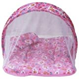Reliable Trends Baby Bedding Set With Mosquito Net Baby Pillow