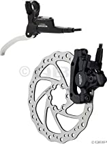 Tektro Auriga Comp Rear 160mm Hydraulic Disc Brake Black