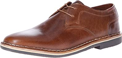 Steve Madden Men's Hasten Oxford,Cognac,7 M US