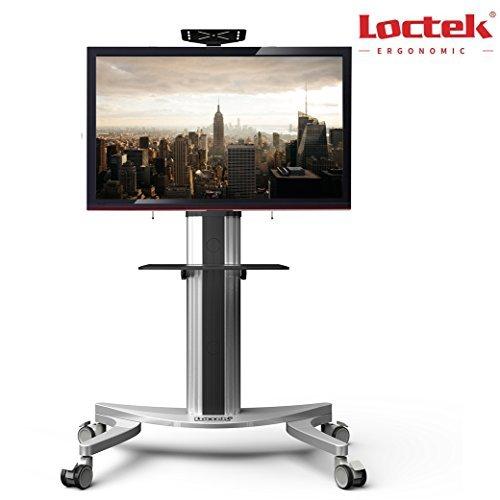 Mobile TV Floor Cart for LCD LED Plasma Flat Panels Stand