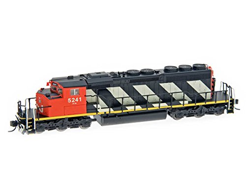 Intermountain Canadian National #5249 Sd40-2W Dcc Ready - N Scale
