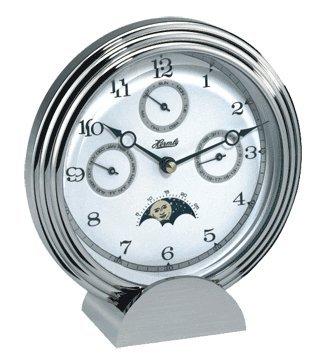 Hermle Stockton II Table Clock Sku# 22961002100