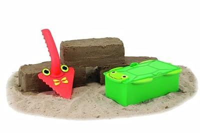 Melissa & Doug Sunny Patch Sand Brick Maker and Trowel Set from Melissa & Doug