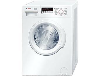 Bosch WAB24211FF machine à laver - machines à laver (Autonome, Charge avant, A+++, A, C, Blanc)