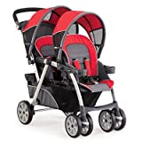 Chicco Cortina Together Double Stroller, Fuego