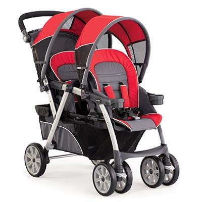 Chicco Cortina Together Double Stroller, Fuego at Sears.com