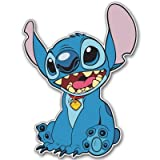 Lilo & Stitch cartoon STITCH car bumper sticker 4 x 5
