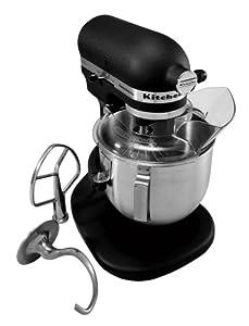 KitchenAid KSM50HDPBK 10-Speed Stand Mixer, Imperial Black