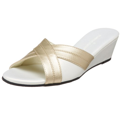 Buy low price daniel green womens vera wedge house for Daniel green bedroom slippers