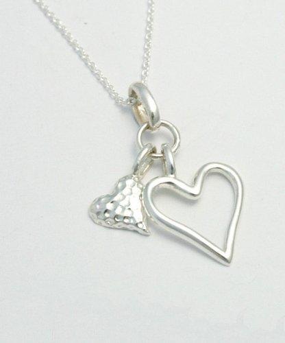 Double Heart Pendant (SG1199)