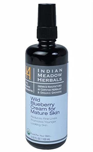 Indian Meadow Herbals Wild blueberry cream