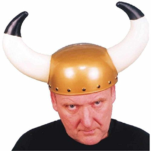 Hard PVC Viking Helmet