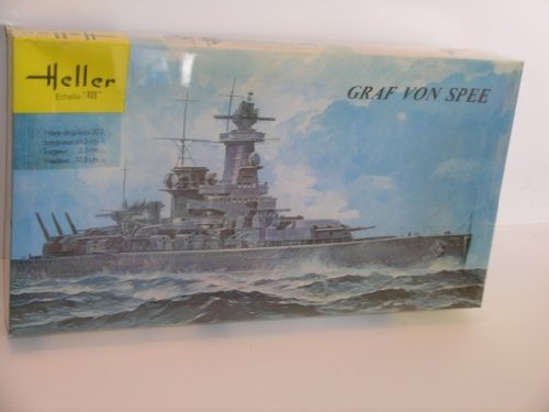 German World War II Warship---Plastic Model Kit