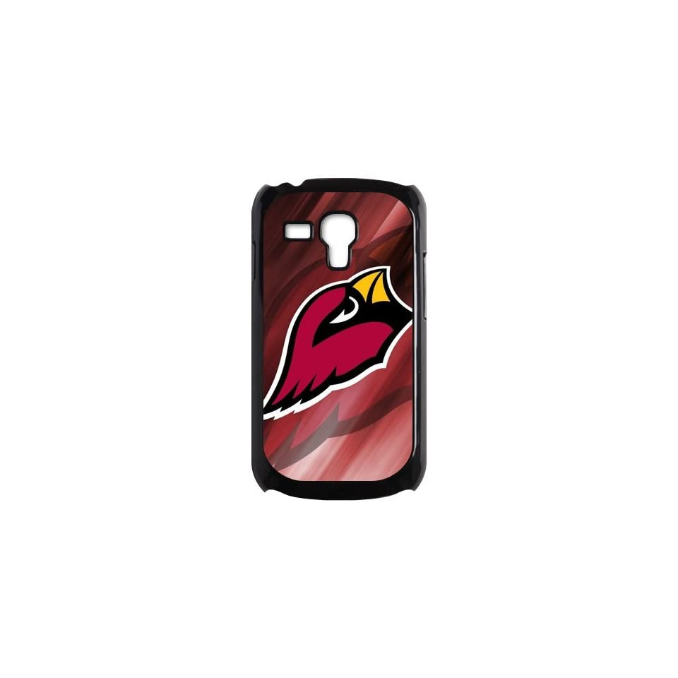 NFL Arizona Cardinals Logo Samsung Galaxy S3 Mini Case for Samsung Galaxy S3 Mini Cell Phones & Accessories