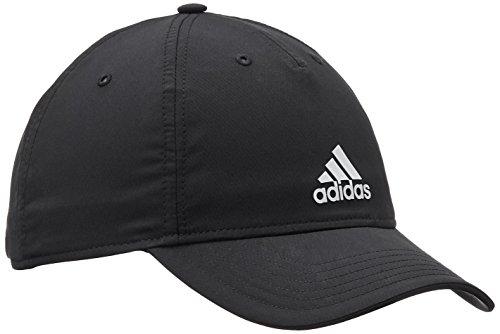 adidas, Cappellino Uomo Climalite, Nero (Black/White), Taglia unica