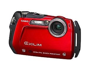 Casio EX-G1 red 12.1MP 3xOPT 6,4CM