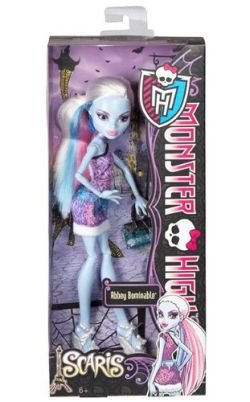 Mattel Abbey Bominable Monster High Scaris Doll