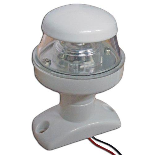 Marine All Round Anchor Navigation Light for Boats - Led 12v - Five Oceans