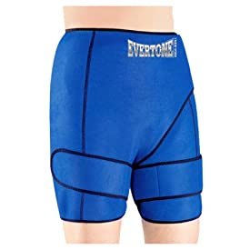 Evertone Sauna Thigh and Tummy Trimmer Bio Ceramic Contour Slim Shorts