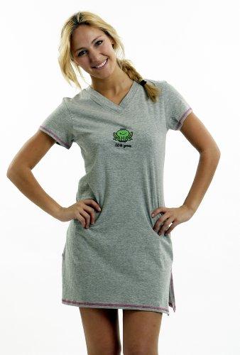 """Rampage """"Think Green"""" Sleepshirt in Regular and Plus Sizes"""