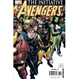 Avengers The Initiative #1 B-Connecting Cover Comic Book - Marvel Comics 2007 - UNCIRCULATED 9.8 Grade