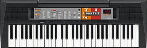 Yamaha-PSR-F50-Teclado-electrnico-61-teclas-2-altavoces-integrados-color-negro