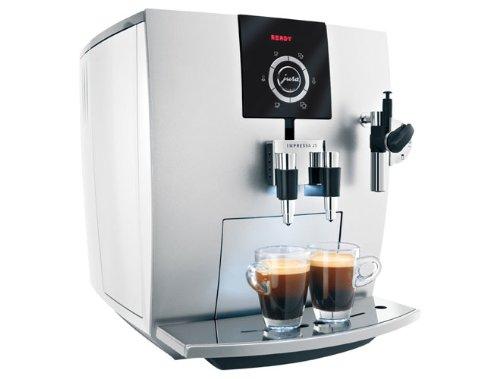 Jura Impressa J5 Kaffeevollautomat Pianowhite thumbnail