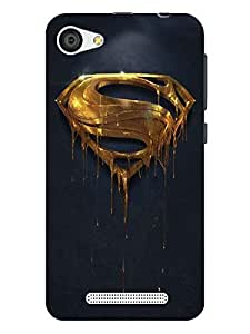 TREECASE Designer Printed Soft Silicone Back Case Cover For Reliance Jio Lyf wind 6