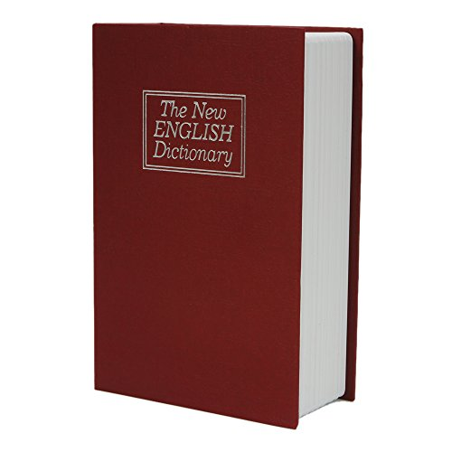 FCH Dictionary Book Secret Safe Box with Key Lock (Safety Boxes Fireproof compare prices)