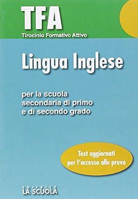 TFA - Lingua Inglese - Tirocinio Formativo Attivo