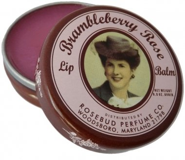 Rosebud Perfume Company Brambleberry Rose Lip Balm rosebud perfume company brambleberry rose lip balm