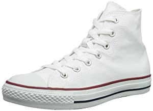 Converse Men's Converse Chuck Taylor All Star High 3.5 (Optical White)