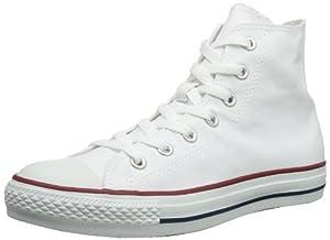 Converse Men's Converse Chuck Taylor All Star High 3.5 (Optical White)