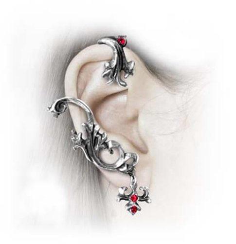 Alchemy Gothic Sylvanus Single Earring