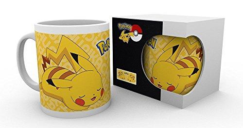 GB eye LTD, Pokemon, Pikachu Rest, Tazza