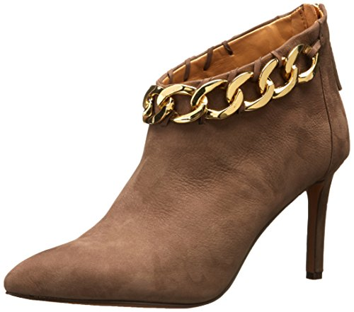 Nine West Women'S Engage Boot,Taupe,9.5 M Us