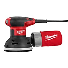 Milwaukee 6021-21 Random Orbit Palm Sander with Bag