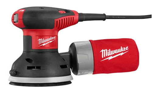 41mwzLbqqyL Cheap Milwaukee 6021 21 Random Orbit Palm Sander with dust collection bag