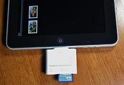 Newgen CRIPAD51 5-in-1 Card Reader for Apple iPad, iPad 2 & New iPad